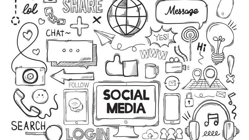 Sosyal Medya Yönetimi Görsel