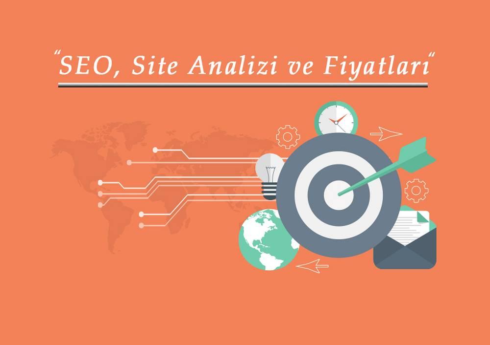 Site analiz fiyatları